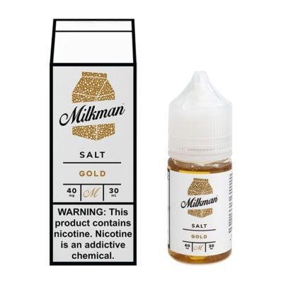 Gold Salt – The Milkman Salt – 30mL