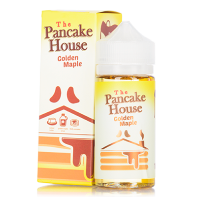 Golden Maple - The Pancake House - 100mL