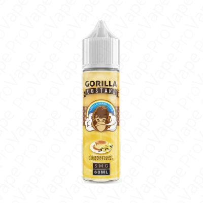 Original Gorilla Custard 60mL