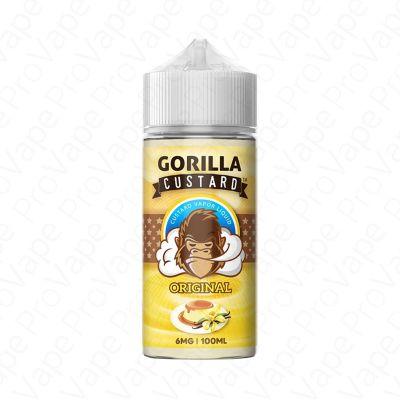 ORIGINAL - GORILLA CUSTARD - 100ML-0mg