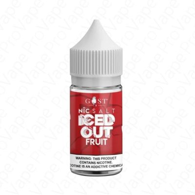 Fruit ICED Out Salt Gost 30mL