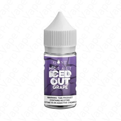 Grape Iced Out Salt Gost 30mL