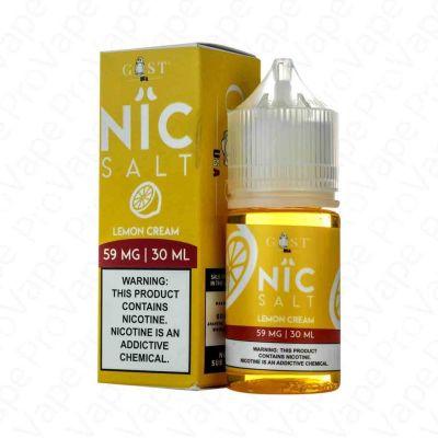 Lemon Cream Salt Gost Nic 30mL