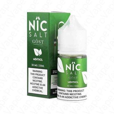 Menthol Salt Gost Nic 30mL