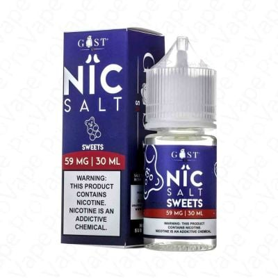 Sweets Salt Gost Nic 30mL