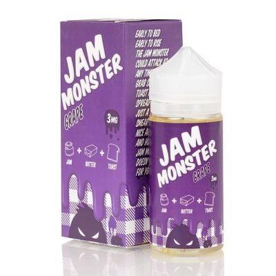 Grape - Jam Monster Liquids - 100mL