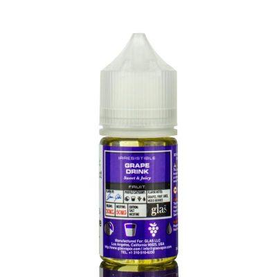 Grape Drink – Basix Salts – Glas Vapor – 30mL
