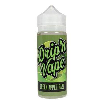Green Apple Razz – Drip'n Vape – 120mL