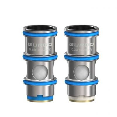 Aspire Guroo Replacement Coils 3PCS