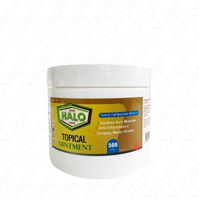 Topical Ointment Halo