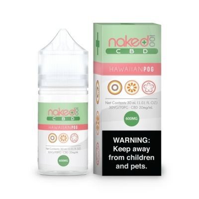 Hawaiian POG - Naked 100 CBD - 30mL