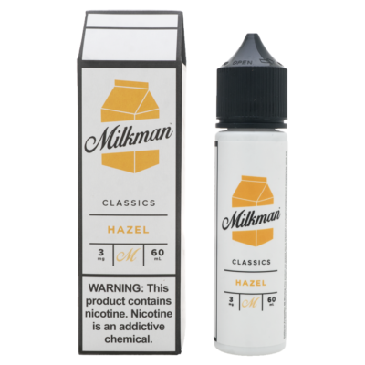 Hazel – The Milkman Classics – 60mL