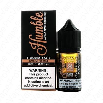 Vanilla Almond Tobacco Salt Humble 30mL