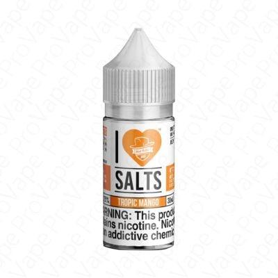 Tropic Mango I Love Salts Mad Hatter 30mL