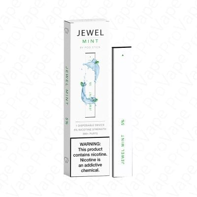 Jewel Mint Pod Stick Disposable Pod Device 5%
