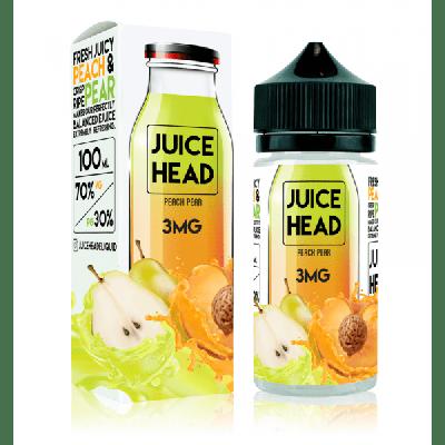 Peach Pear – Juice Head – 100mL