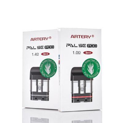 Artery Pal SE Replacement Pod Cartridge 3PCS
