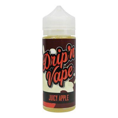 Juicy Apple – Drip'n Vape – 120mL