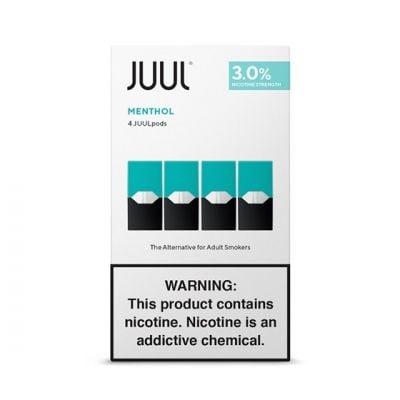 Menthol JUUL Disposable Pod 3%