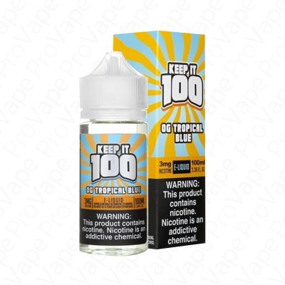 OG Tropical Blue Keep It 100 100mL