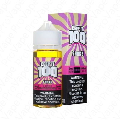 Shake Keep It 100 100mL