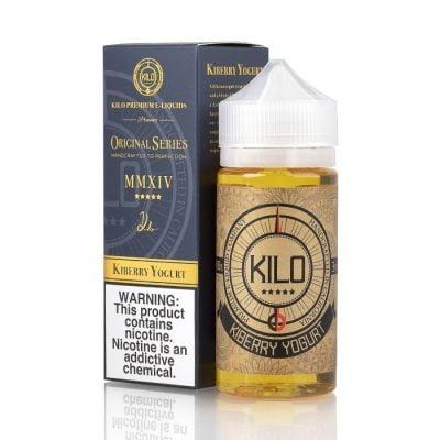 Kiberry Yogurt – Kilo Original Series – 100mL