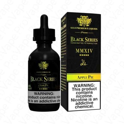 Apple Pie Black Series Kilo 60mL