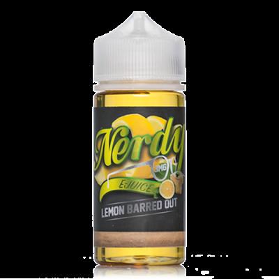 Lemon Barred Out Nerdy E-Juice 100mL