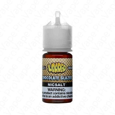 Chocolate Glazed Salt Loaded 30mL