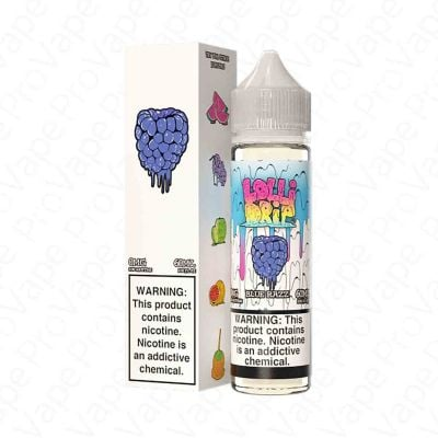 Blue Razz Lolli Drip 60mL