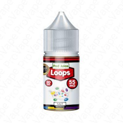 Loops Salt Pod Juice 30mL