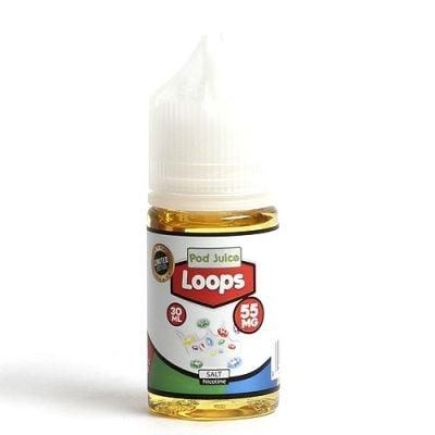 Loops Salt – Pod Juice – 30mL