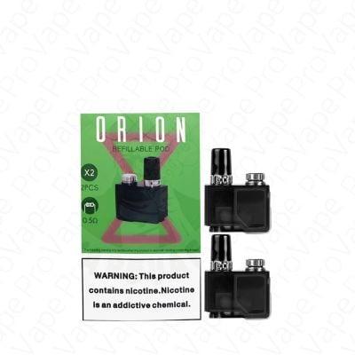 Lost Vape Orion  Replacement Pod 2PCS