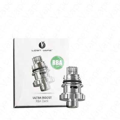 Lost Vape Ultra Boost RBA Deck 1Pack