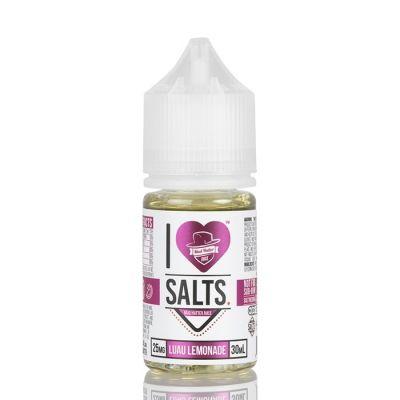 Luau Lemonade - Mad Hatter Juice I Love Salts - 30mL