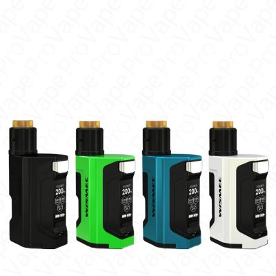 Wismec Luxotic DF Box 200W Squonk Kit