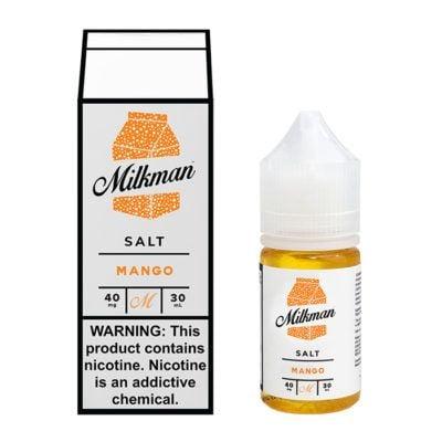 Mango – The Milkman Salt – 30mL