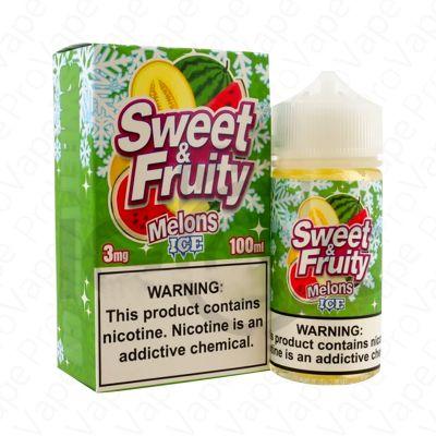 Melons Ice Sweet & Fruity 100mL