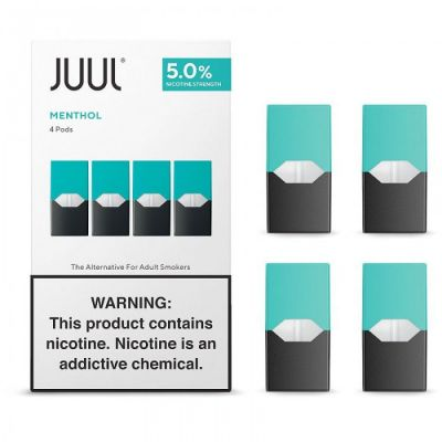 Menthol JUUL Disposable Pod 5%