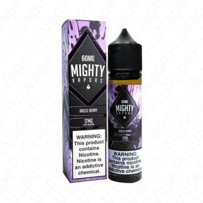 Dazzle Berry Mighty Vapors 60mL