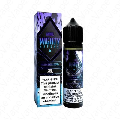 Frozen Dazzle Berry Mighty Vapors 60mL