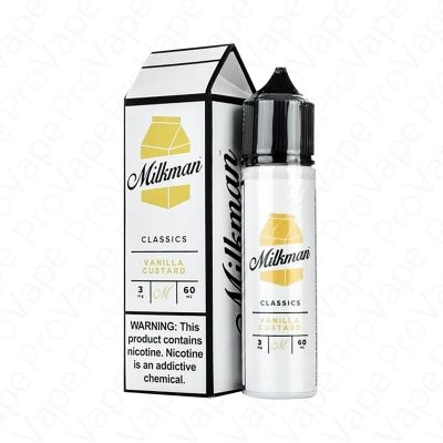 Lemon Pound Cake Classics Milkman 60ml