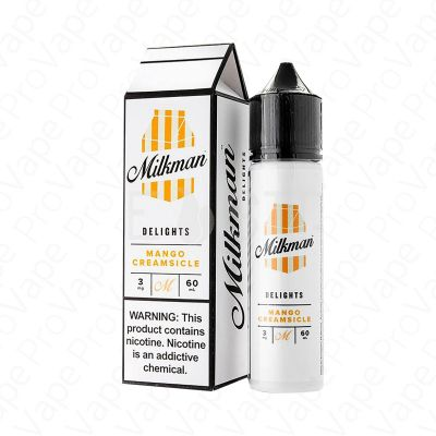 Mango Creamsicle The Milkman Delights 60mL