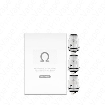 VapeMons Monster Mesh Pro Replacement Coils 3PCS