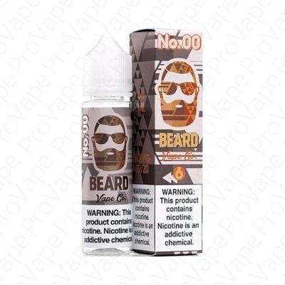No. 00 Beard Vape Co. 60mL