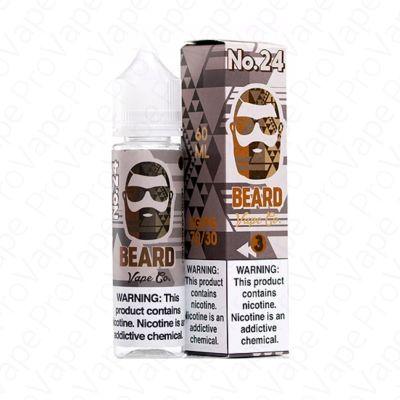 No. 24 Beard Vape Co. 60mL