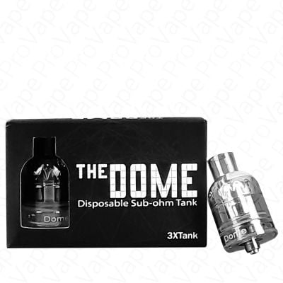 Nunu The Dome Disposable Tank 3PCS