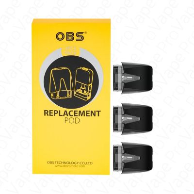 OBS Replacement Pod 3PCS