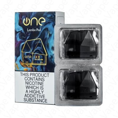 OneVape Lambo P1 Replacement Pod Cartridge 2PCS