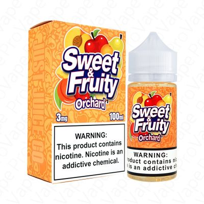 Orchard Sweet & Fruity 100mL